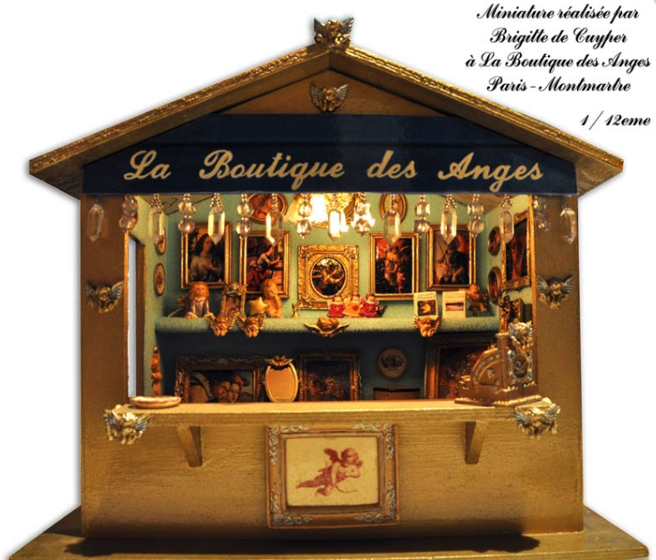 Miniature Boutique Anges