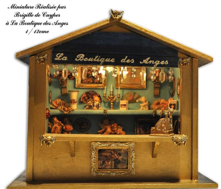 Miniature Boutique Anges