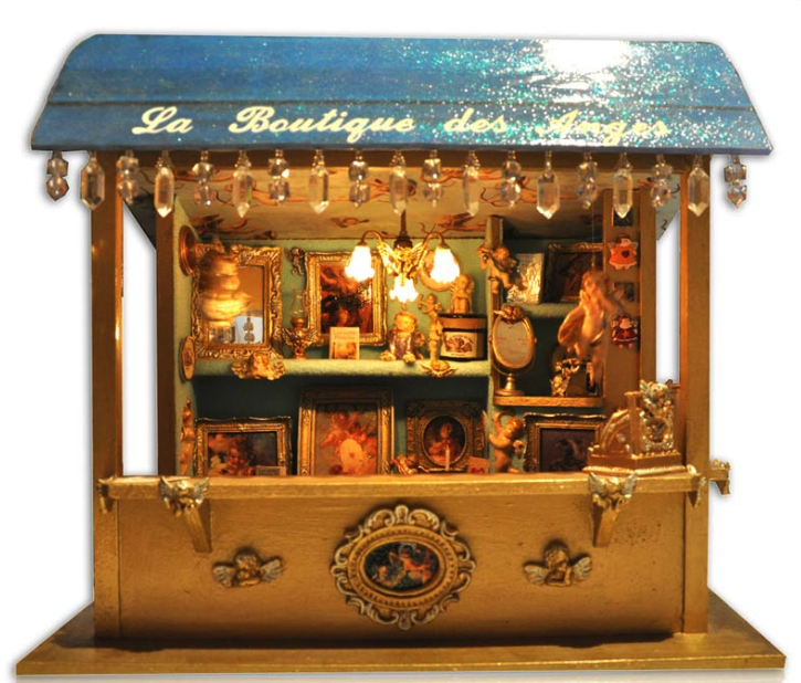Miniature boutique Ange