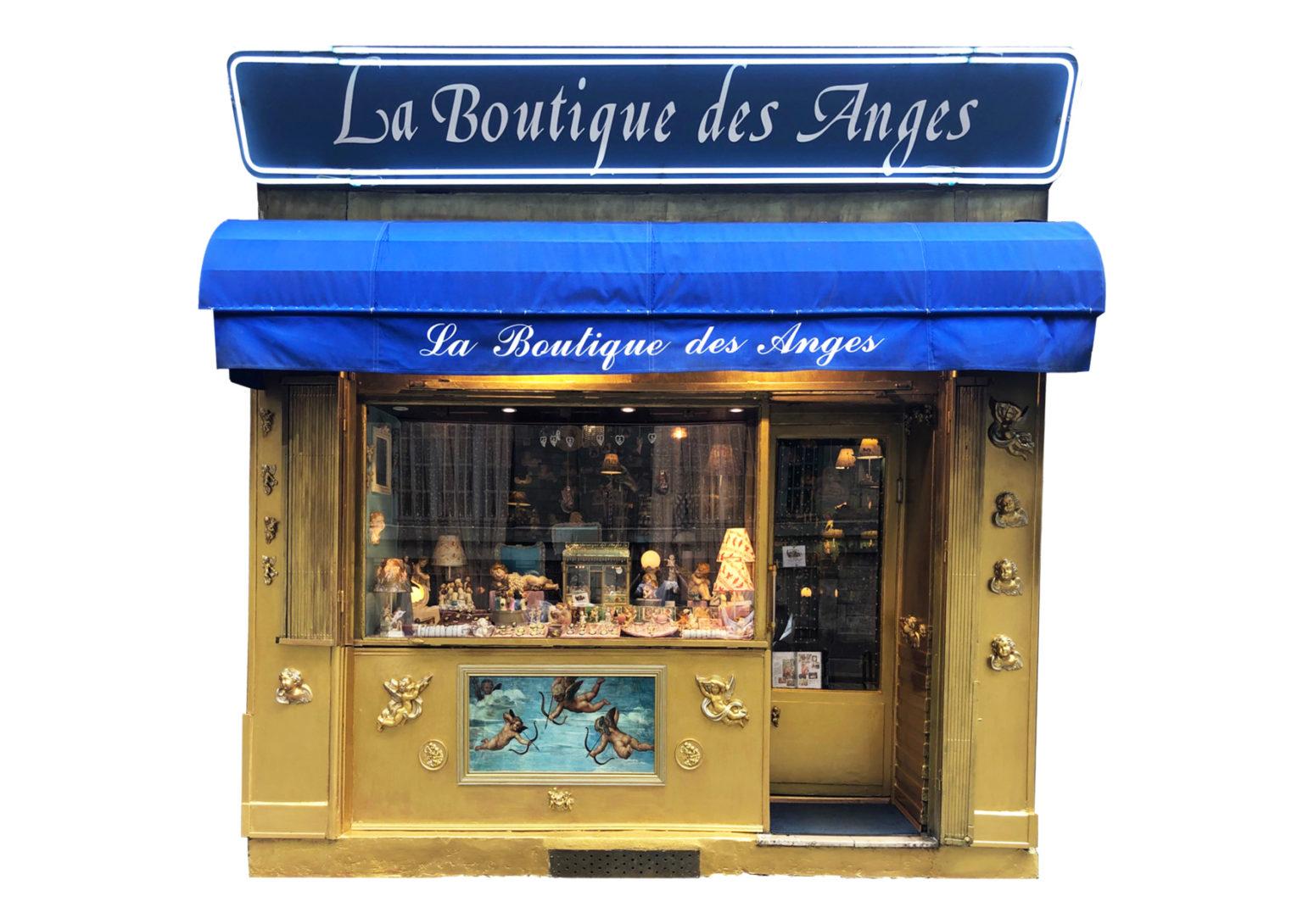 La Boutique des Anges Paris Montmartre